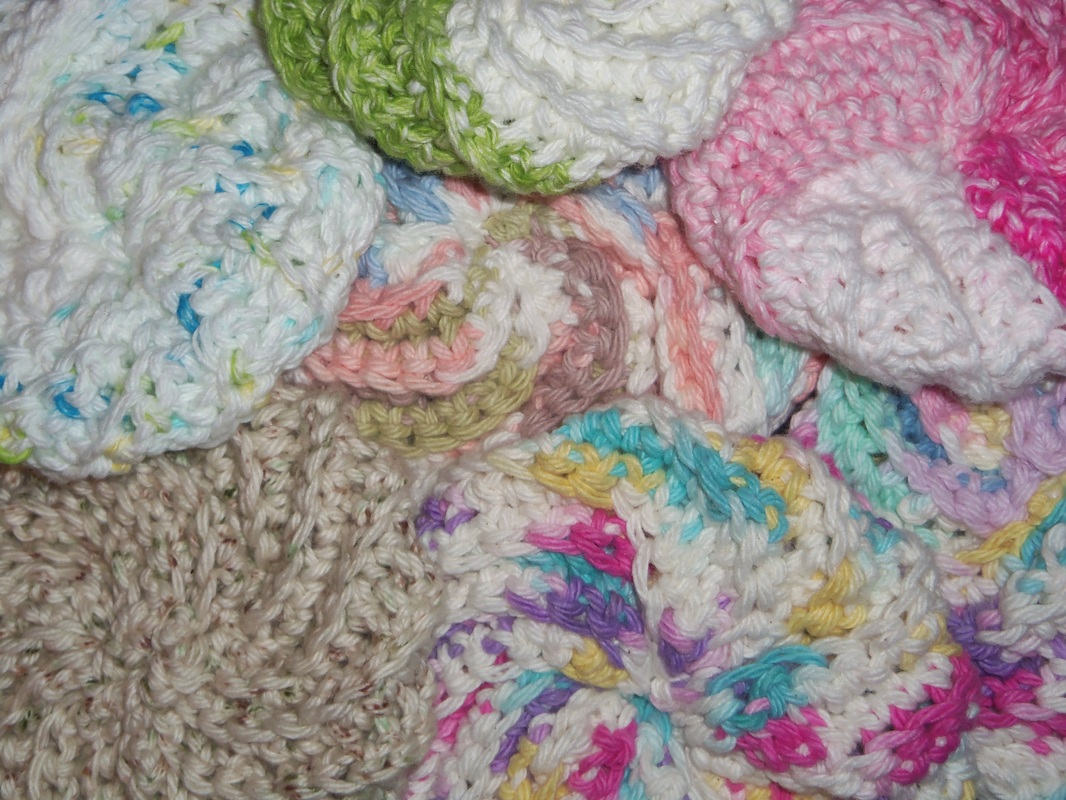 Cotton Scrubbies